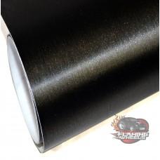 Brushed aluminium black