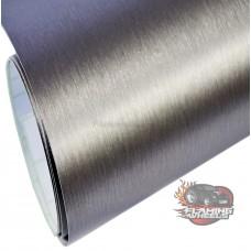 Brushed aluminum light grey