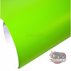 Apple green matt vinyl