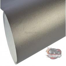 Powder grey matt vinyl